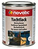 Novatic Yachtlack, Farblos 750Ml