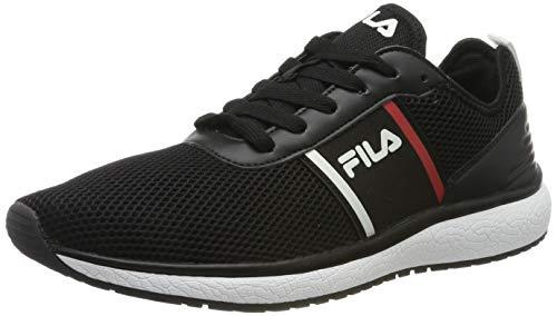 Fila Herren Men Sport&Style Controll II Low Hohe Sneaker, Schwarz (Black 25y), 45 EU