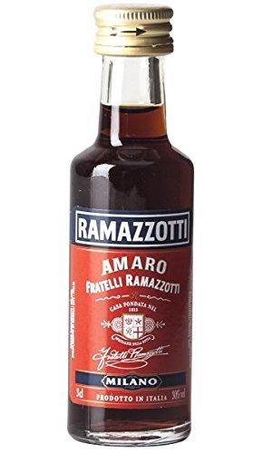 AMARO RAMAZZOTTI MIGNON 3 CL DA COLLEZIONE