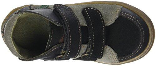 El Naturalista Kids Unisex-Kinder Kepina Desert Boots Schwarz (Black)