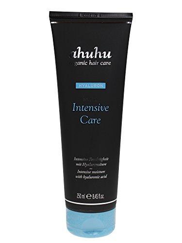 ahuhu oraganic hair care HYALURON Hydro Intensiv Haarkur 250ml VEGAN