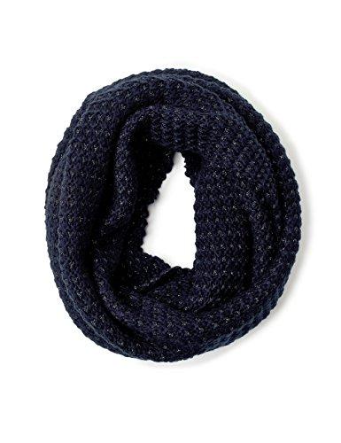 Street One Damen 570505 Schal, Evening Blue, One Size (Herstellergröße: A)