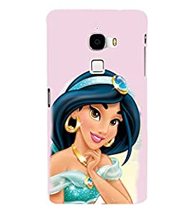 EPICCASE Jasmine Mobile Back Case Cover For LeTV Le Max (Designer Case)