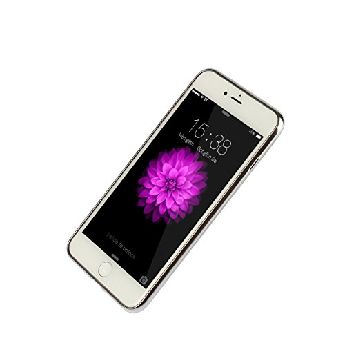 """Housse pour Apple iPhone 7Plus 5.5""""(NON iPhone 7 4.7""""), CLTPY 3D Coloré Scintillement Placage Bordure Case, Ultra Léger Mince Hull de Protection Absorption des Choques pour iPhone 7Plus + 1x Stylet -  Blue"""