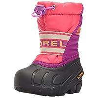 SOREL Toddler Cub Snow Boot (Toddler), Red, 6 M US Toddler
