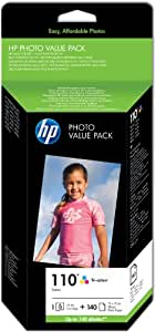 Hp 110 Series Photo Value Pack