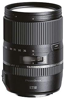 Tamron AF 16-300 mm F/3.5-6.3 Di II PZD Macro - Objetivo para Sony (Distancia Focal 16-300mm, Apertura f/3.5-6.3, Zoom óptico 18.75x, Motor de Enfoque, Macro, Filtro: 67mm) Negro (B00JXD2A3K) | Amazon Products