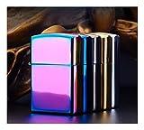 YUHUII Accendisigari Doppio Arco Accendino Pulsed Slim Antivento della Sigaretta del Sigaro della personalità Elettronica USB novità di Fumare (Colore : 1)