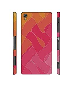 NattyCase Pattern Art 3D Printed Hard Back Case Cover for Sony Xperia Z3