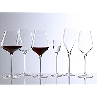 Stlzle-Lausitz-Bordauxglas-Quatrophil-644ml-6er-Set-Weinglas-wie-mundgeblasen-splmaschinenfest-hochwertige-Qualitt