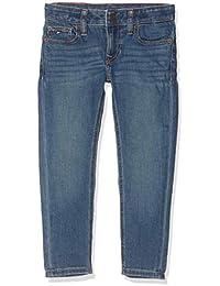 Tommy Hilfiger Scanton Slim Lbst Jeans para Niños
