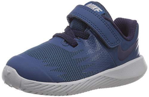 size 40 51bed bb536 Nike Star Runner (TDV), Zapatillas de Estar por casa Bebé Unisex, Force