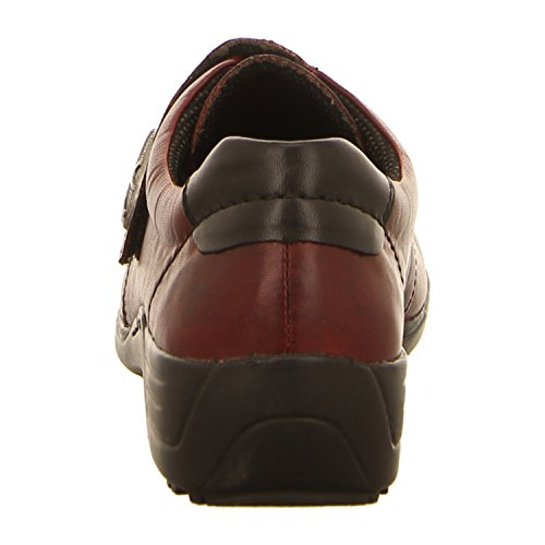 Remonte Donne Velcro scarpe D0500-14 rosso (14°medoc/schwarz)