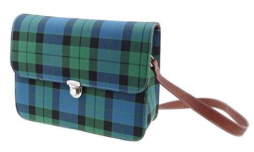Borsa a tracolla da donna, motivo: Tartan scozzese TB7005 Disponibile In 4 Multicolore (MacKay)