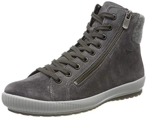 Legero Damen Tanaro Gore-Tex Hohe Sneaker, Braun (Fumo 22), 42 EU