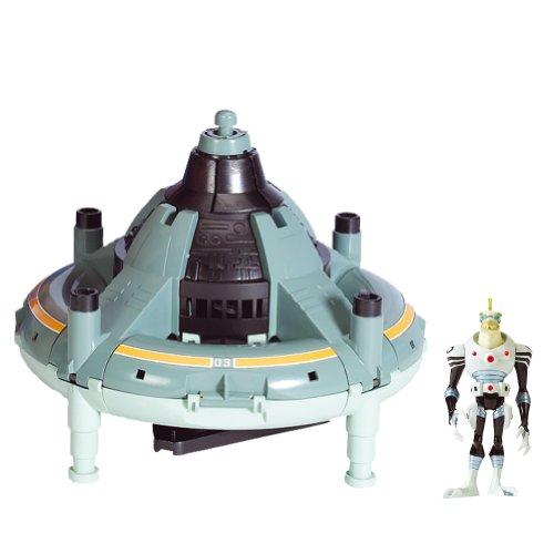 Ben 10 Omniverse - 36246 - Playset - Centre de Commandement Intergalactique (Import Royaume-Uni)