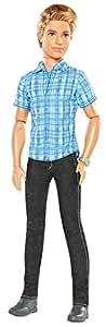 Barbie - BBV03 - Poupée - Ken Expressions Mode