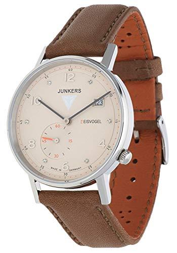 Junkers Montres Femme - Bracelet en cuir & résine 6731-4