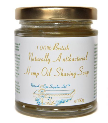 150g Húmedo Jabón Para Afeitado Británico Aceite Tradicional Jabón Todo Tipo De Pieles Antibacteriano Biodegradable preisvergleich