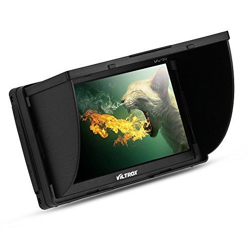 Viltrox DC-50 HD Con clip LCD 5 '' Monitor portable