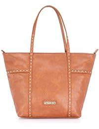 Caprese Women's Tote Bag (Saddle Brown)