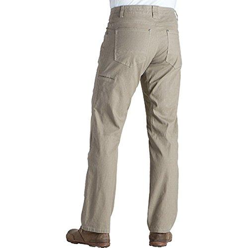 Kuhl Sykeout Kord Mens Trousers Desert Khaki