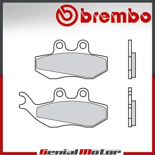 Pastiglie Brembo Freno Anteriori 07012.XS per CRE BAJA RR 50 2007 > 2009