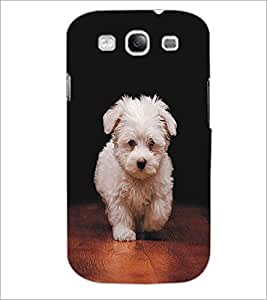 SAMSUNG GALAXY S3 CUTE PUPPY Designer Back Cover Case By PRINTSWAG