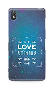 Amez Love is in the Air Back Cover For Sony Xperia Z3