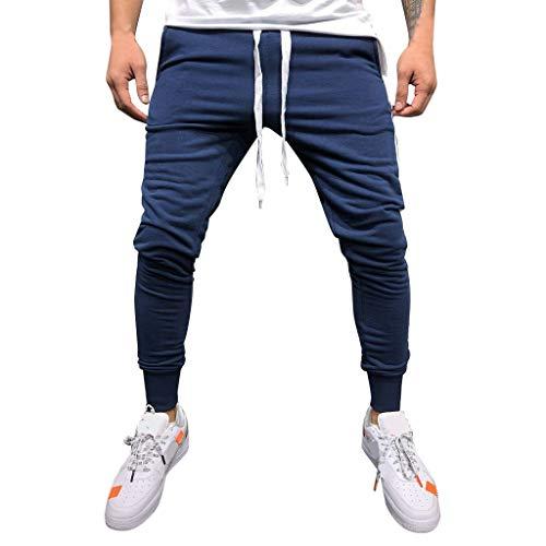 Herren Hosen Sommer Hose Sporthose Trainingshose Cargo Pants Jogginghose Sweatpants Jogger Mode Freizeit Laufen Streifen Enger Beinabschluss Jogging Streetwear