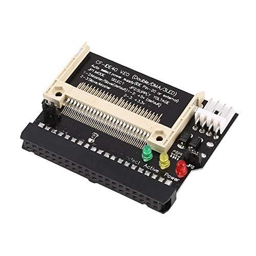 Lynn025Keats Compact Flash CF 3.5 Frauen 40 Pin IDE Bootable-Adapter-Konverter-Karte -