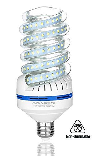 Bro light lampadina led e27 30 w lampade equivalenti a for Lampadine led lumen