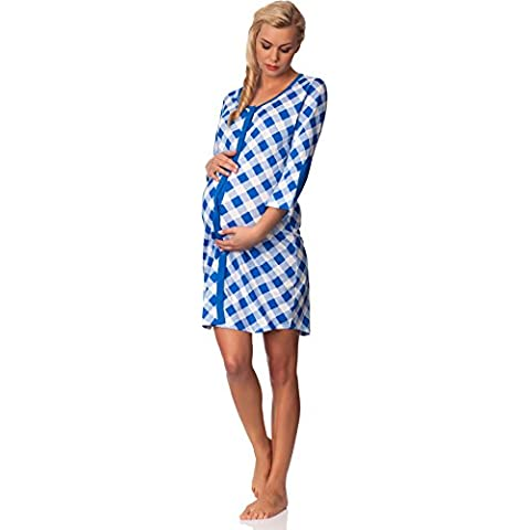 Italian Fashion IF Camicie da Notte per Allattamento Iga 0111