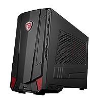 MSI NIGHTBLADE MI3 7RA-076XTR, Masaüstü Bilgisayar, Intel I5-7400 İşlemci, 8GB DDR4 Bellek, 1TB 7200RPM, GTX1050 GDDR5 2GB FreeDOS, Siyah