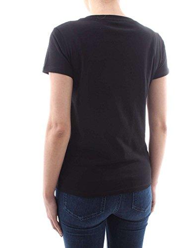 MOSCHINO Underwear 1904 2104 T-Shirt Femme Noir