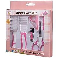 Mopi Baby First Care Kit 6 Pcs Pink