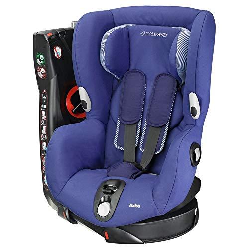 Maxi-Cosi Axiss, drehbarer Kindersitz, Gruppe 1 Autositz (9-18 kg), nutzbar ab 9 Monate bis 4 Jahre, river blue