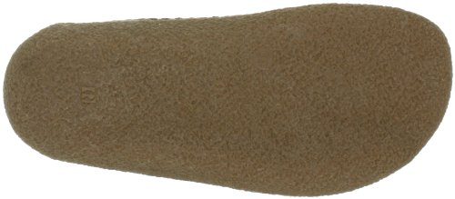 Haflinger Blizzard Credo Chaussons Marron - Braun (taupe 280)