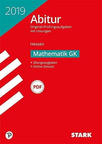 Abiturprüfung Hessen - Mathematik GK