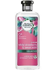 Herbal Essences bio:renew White Strawberry & Sweet Mint Shampoo, 400ml