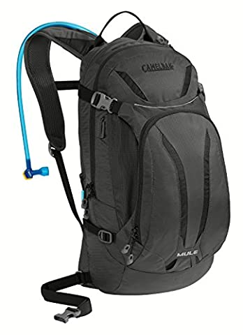 CamelBak M.U.L.E. Hydration Backpack - Charcoal, 100 oz