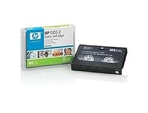 HP DDS-2-Einzelkassette 8 GB HP DDS-2-Einzelkassette, 120 m, 8 GB (C5707A)/8 GB komprimiert/ 4 GB unkomprimiert Nicht etikett.Archivierungsdauer: 30 Jahre.Produktfarbe: Schwarz.