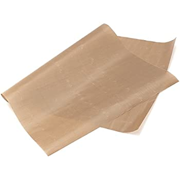 1x Dauerbackfolie Dauerbackpapier Teflon Backpapier Backblechgr/ö/ße 33x40cm bis 260 Grad Celsius ohne Fett /&/Öl zuschneidbar Sp/ülmaschinenfest