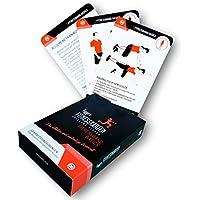 figgrs Trainingskarten Fitnessband Basics (50 Übungen für den gesamten Körper)