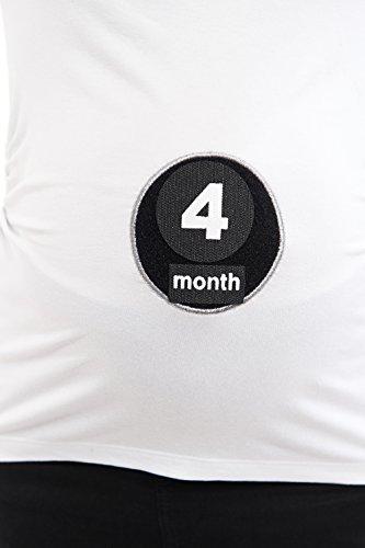 Motherway - Sweat-shirt spécial grossesse - Femme Blanc - blanc