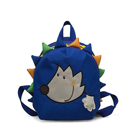 Cartoon Kinder Rucksack Igel Stil Anti-Lost Leine Schulter