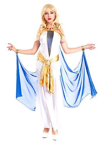 DLucc Explosion Modelle Halloween-Kostüme Indian Mädchen Kleid