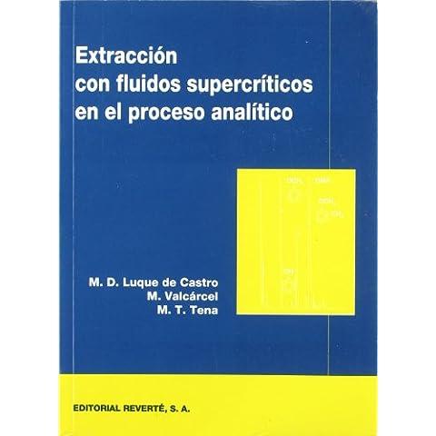 Extracción con fluidos supercríticos en el proceso analítico