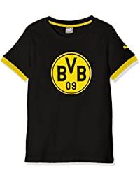Puma Kinder T-Shirt BVB Badge Tee