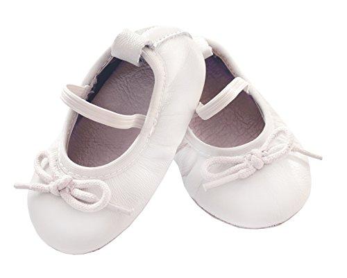 Mogo.cc, Babyballerina BLANC 18/19 (6-12 Mon.) cream
